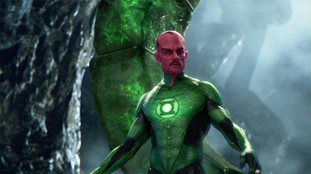 Un mucho mejor vistazo a Sinestro