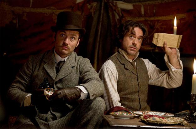 Nueva imagen de Sherlock Holmes 2 de Guy Ritchie