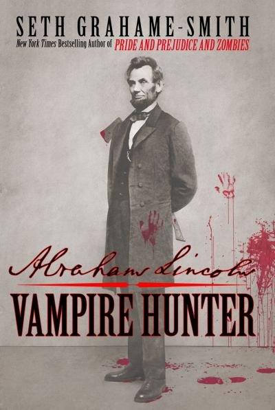 Portada de Abraham Lincoln: Vampire Hunter