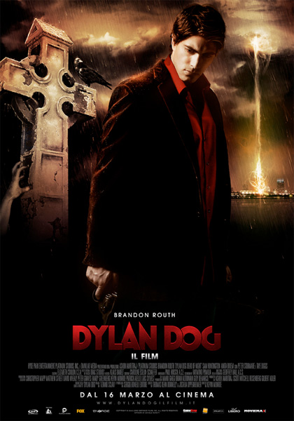 Póster final italiano de Dylan Dog