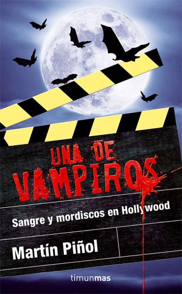 """Portada de """"Una de vampiros"""""""