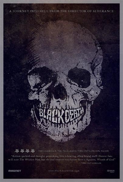 Nuevo cartel de Black Death