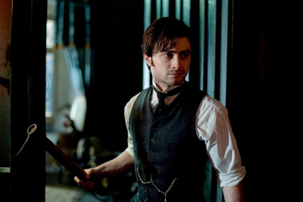 Nueva imagen de Danny Radclife en The Woman in Black
