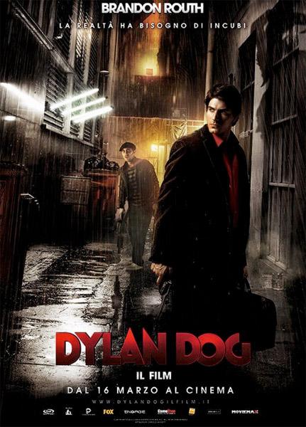 Nuevo cartel italiano de Dylan Dog: Dead of Night