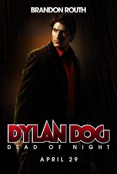 Otro cartel más de Dylan Dog: Dead of Night