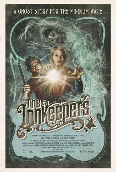 Muy interesante cartel de The Innkeepers