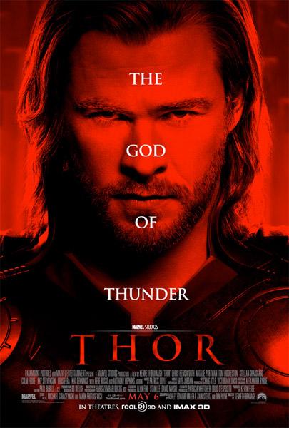 Nuevo curioso póster de Thor