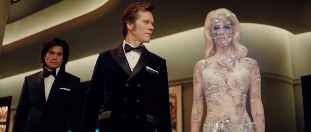 Emma Frost comienza su transformación...