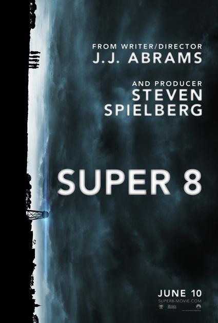 Nuevo cartel de Super 8 de J.J. Abrams