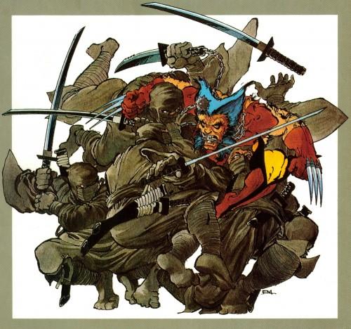 El Wolverine de Frank Miller