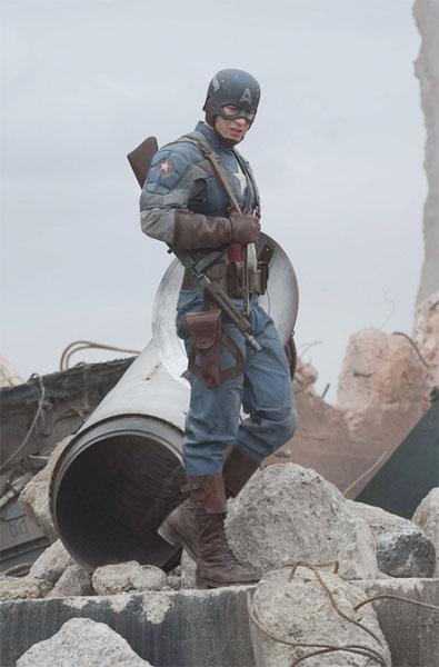 Nueva imagen de Captain America: The First Avenger