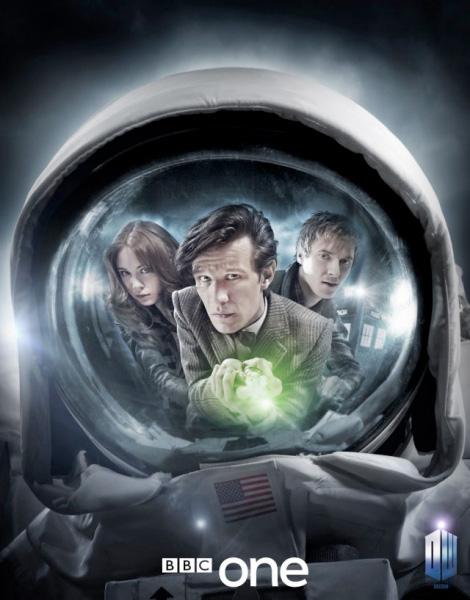 """Cartel de la nueva temporada de """"Doctor Who"""""""