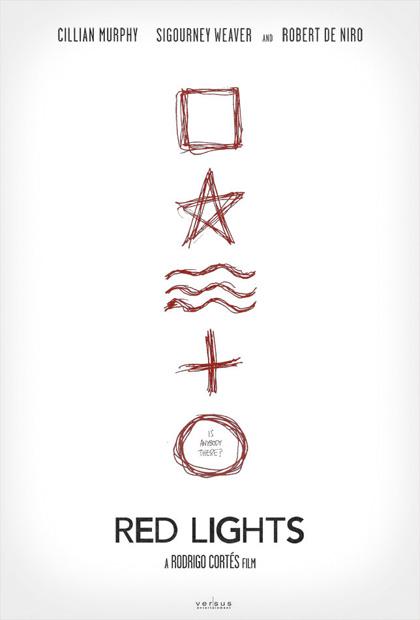 Primer cartel de Red Lights, lo nuevo de Rodrigo Cortés