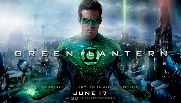 Otro cartel más de Green Lantern... a molar un rato más