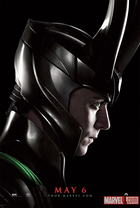 Nuevo cartel de Loki con el deseado elemento casco presente
