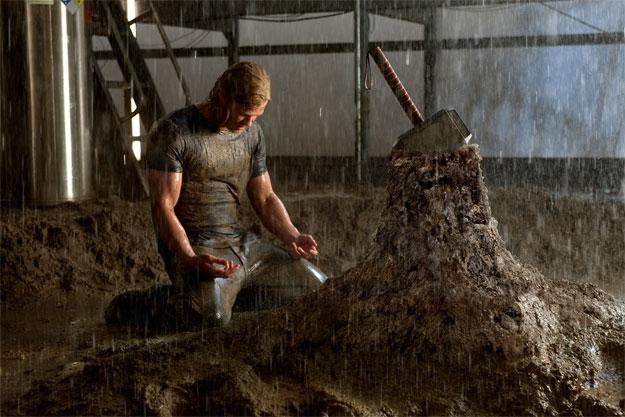 Otra imagen más de Thor