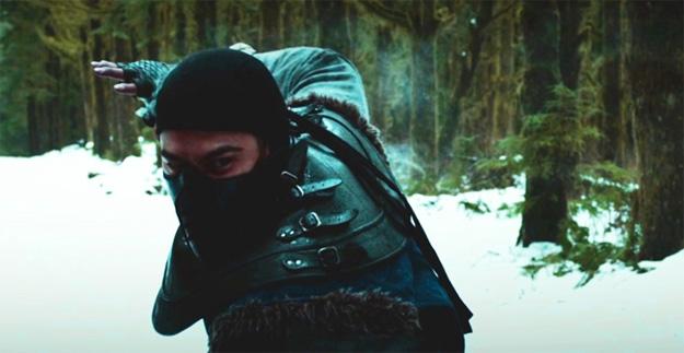 "Primer vistazo oficial a Sub-Zero en ""Mortal Kombat: Legacy"""