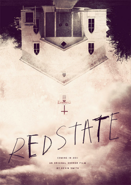 Nuevo cartel de Red State de Kevin Smith