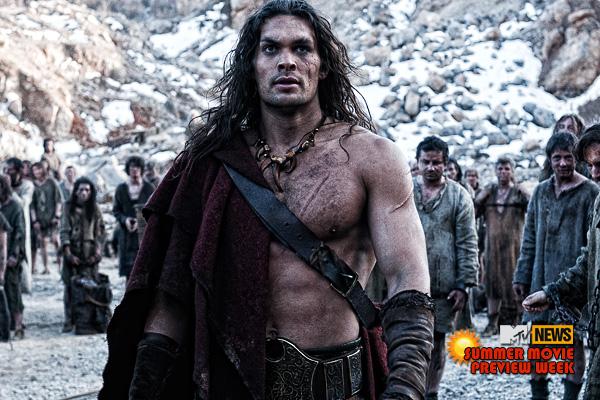 Nueva imagen de Conan the Barbarian