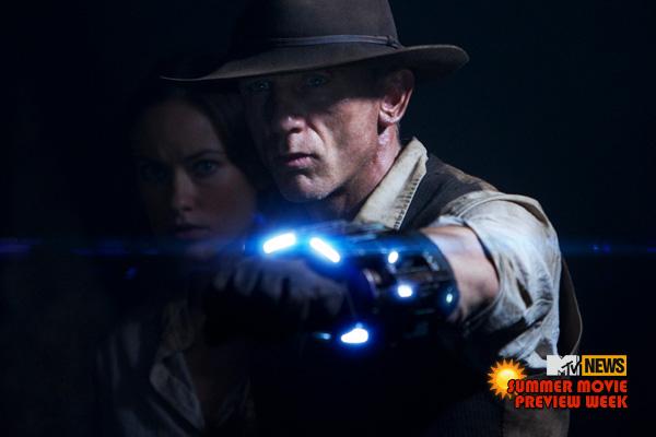 Nueva imagen de Cowboys & Aliens