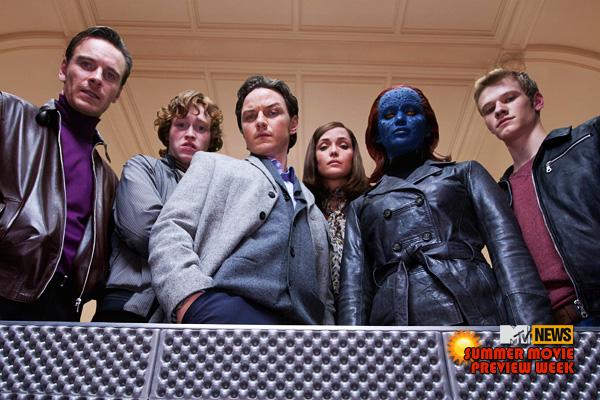 Nueva imagen de X-Men: primera generación