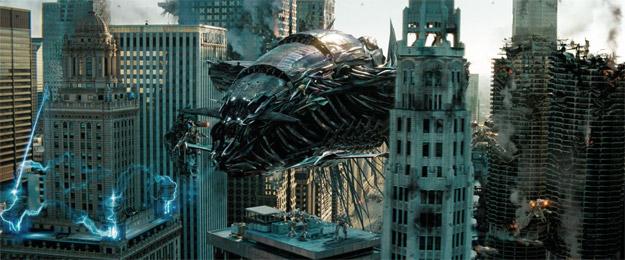 Nueva imagen de Transformers: el lado oscuro de la luna