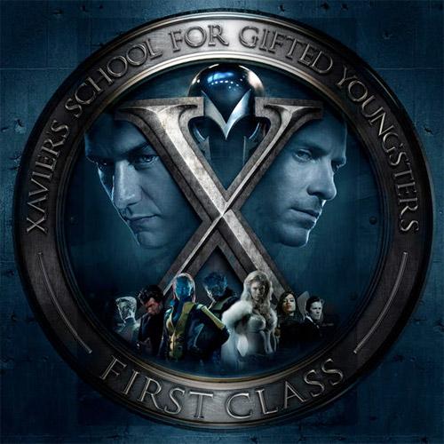 El nuevo curioso cartel cuadrado de X-Men: primera generación