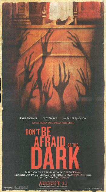 Nuevo cartel de Don't Be Afraid of the Dark