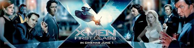 Nuevo banner de X-Men: primera generación