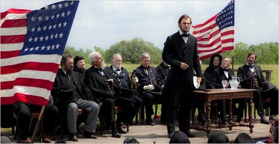 Primera imagen de Abraham Lincoln: Vampire Hunter