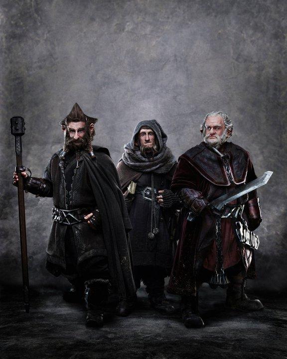 Nori, Ori y Dori