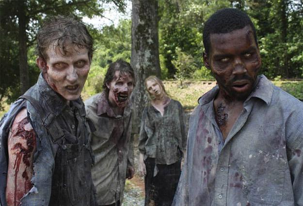 "Primer vistazo a la segunda temporada de ""The Walking Dead""... miradas desafiantes"