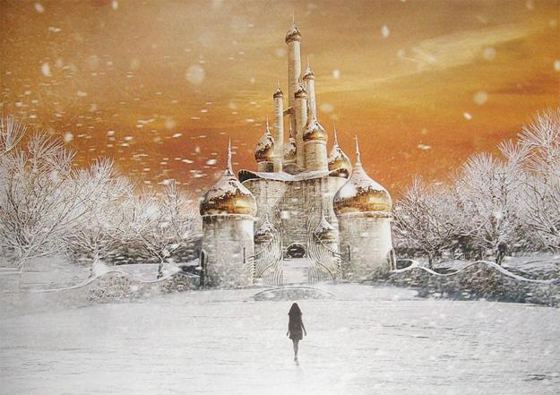 Primera imagen / concept art de Brothers Grimm: Snow White de Tarsem Sighn