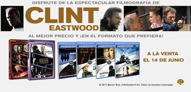 Clint Eastwood en alta definición