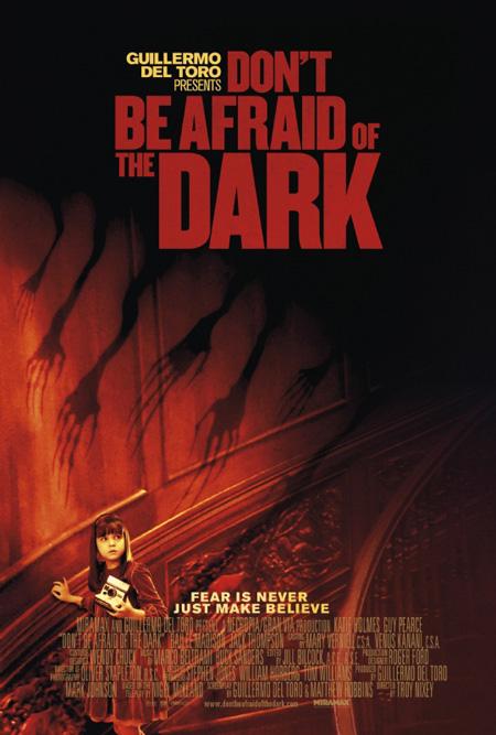 Molón cartel de Don't be Afraid of the Dark de Troy Nixey
