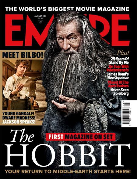 Portada del nuevo número de la revista Empire