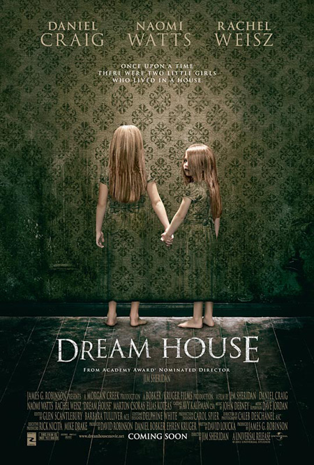 Nuevo cartel de Dream House de Jim Sheridan