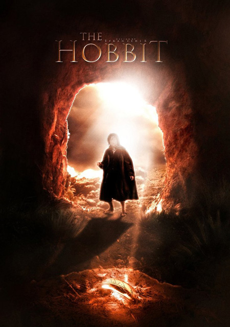 Posible teaser póster promocional de The Hobbit