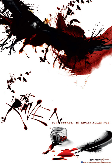 Primer cartel de The Raven de James McTeigue