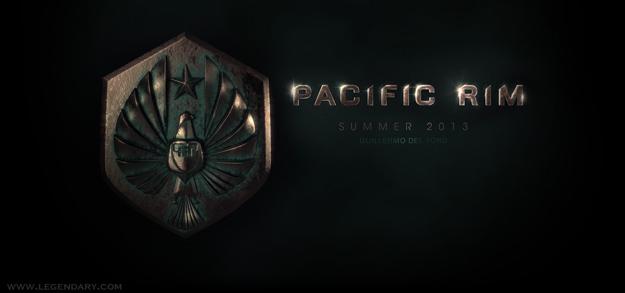 Logo de Pacific Rim