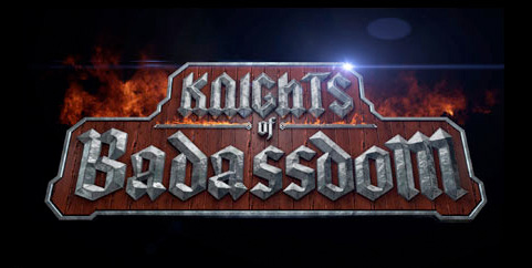 Logo de Knights of Badassdom