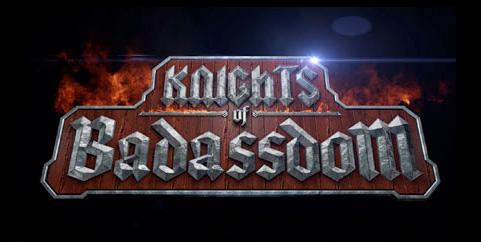 Logo de Knights of Badassdom