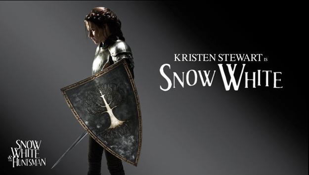 Kristen Stewart como Snow White