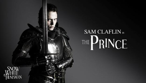 Sam Claflin como The Prince