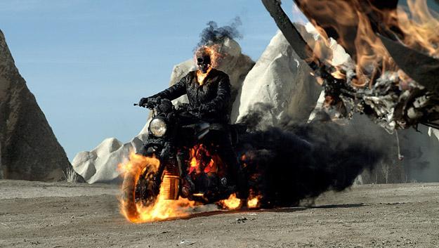 Primeras imágenes de Ghost Rider: Spirit of Vengeance