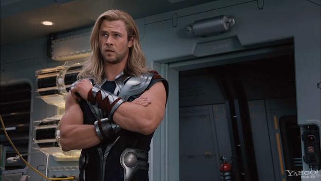 Comienza la promoción de The Avengers