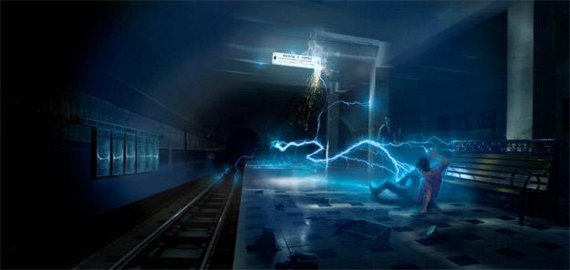 Concept Art de The Darkest Hour