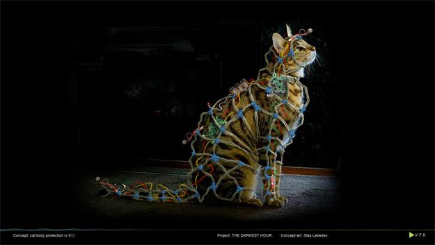 The Darkest Hour: La caja de Faraday en la que vive el gato del profesor Sergei
