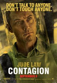 Nuevos carteles de Contagion