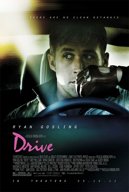 Cartel de Drive